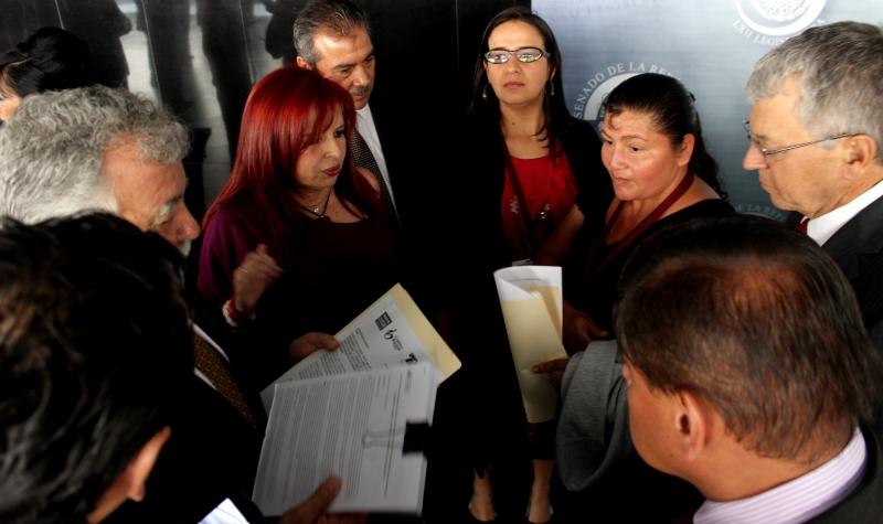 Rendición de cuentas de la Comisión Nacional de Derechos Humanos
