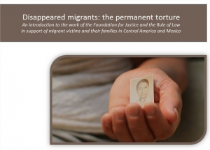 Disappeared migrants - Microsoft Word
