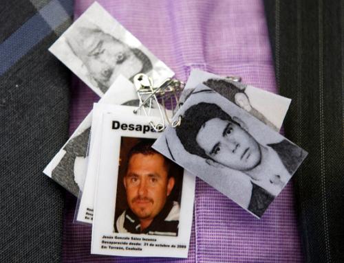 Participación en la Ley de Desaparición Forzada y Desaparición de Personas por Particulares