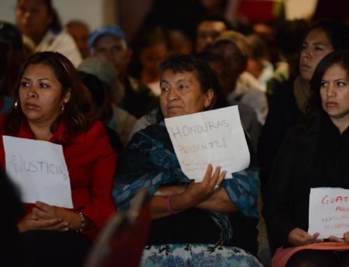 Víctimas de México y Centroamérica levantan la voz ante la CIDH