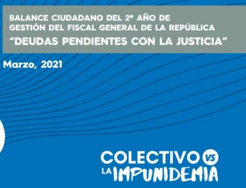 ¿2do año de justicia y autonomía de la FGR?